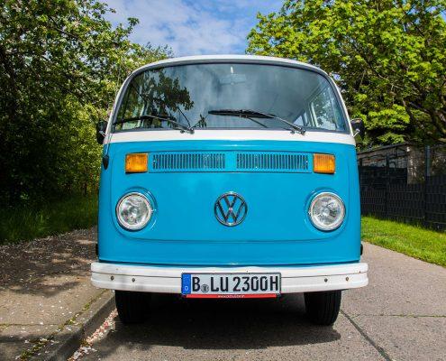 VW Bulli mieten in Berlin