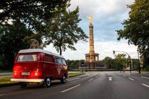 Berlins rollende Fotobox