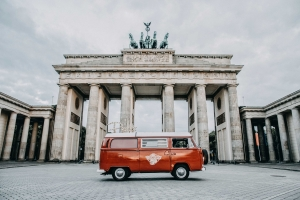 Berlins rollende Fotobox