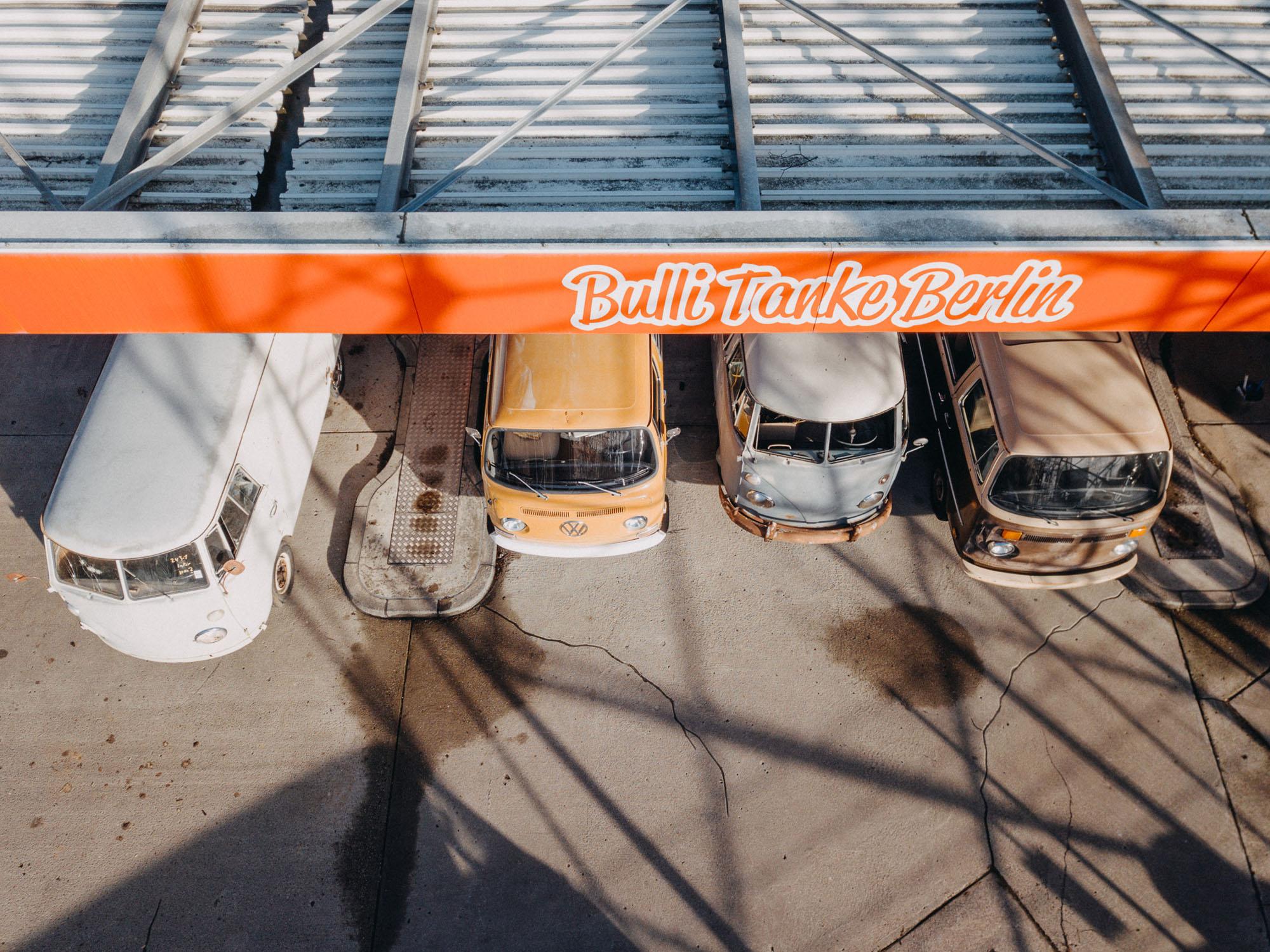 Old Bulli Berlin - Bulli-Ankauf