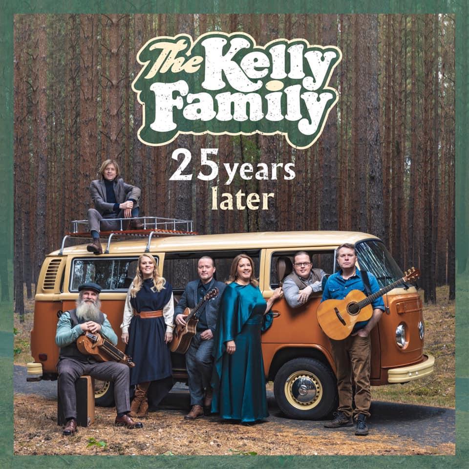 Over the Hump - Kelly Family - Mr. Bobby - VW T2 - Berlin Bulli - Videodreh - Musikvideo