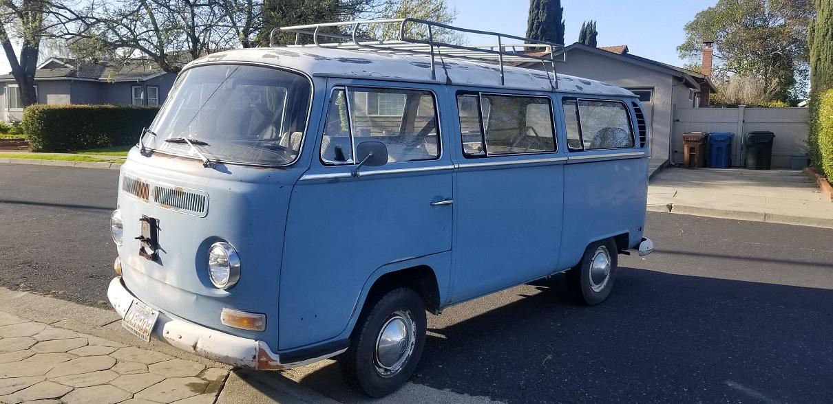 Old Bulli Berlin - Bulli-Handel - Bulli-Verkauf - VW T2a Deluxe