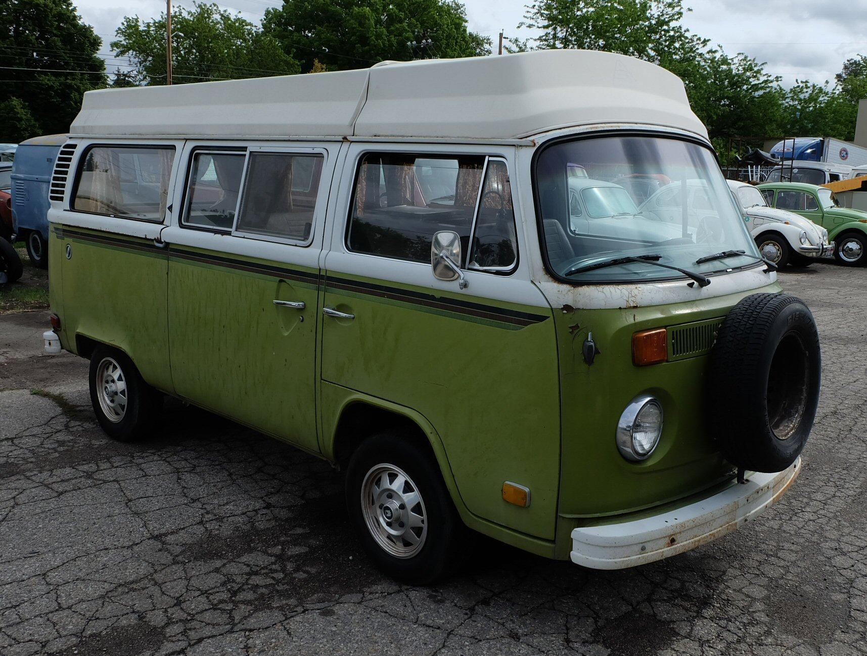 Old Bulli Berlin - Bulli-Handel - Bulli-Verkauf - VW T2b Riviera