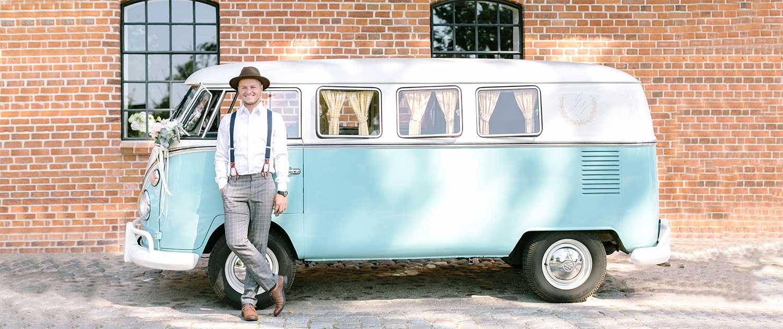 Old Bulli Berlin - Hochzeitsauto - VW T1 - VW T2 - Bulli - Bulli mieten in Berlin