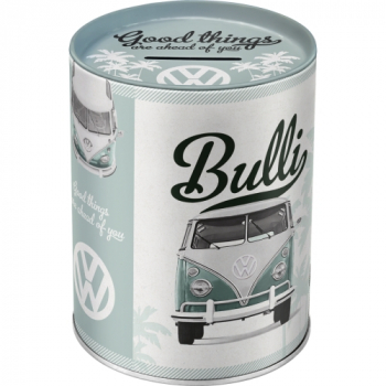 VW Bulli Bus T1 Retro Spardose Sparschwein Van Volkswagen Geld sparen Geschenk Idee money bank box- Good things