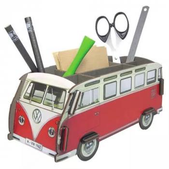 VW Bulli T1 Stiftebox Stiftehalter Van Bus Werkhaus
