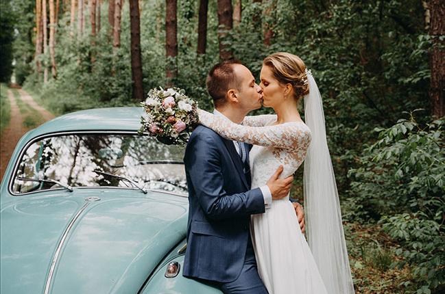 Käfer Brautauto Hochzeitsauto mieten VW