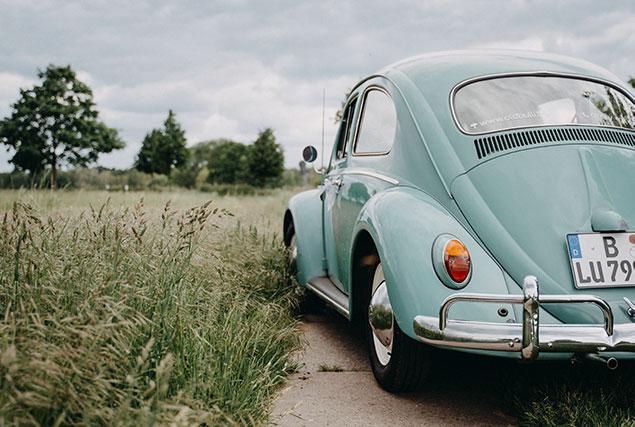 VW Käfer mieten Berlin Oldtimer