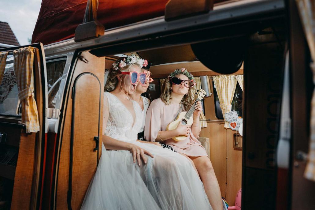 Fotobulli Hochzeit Braut Fotobox Rosemarie