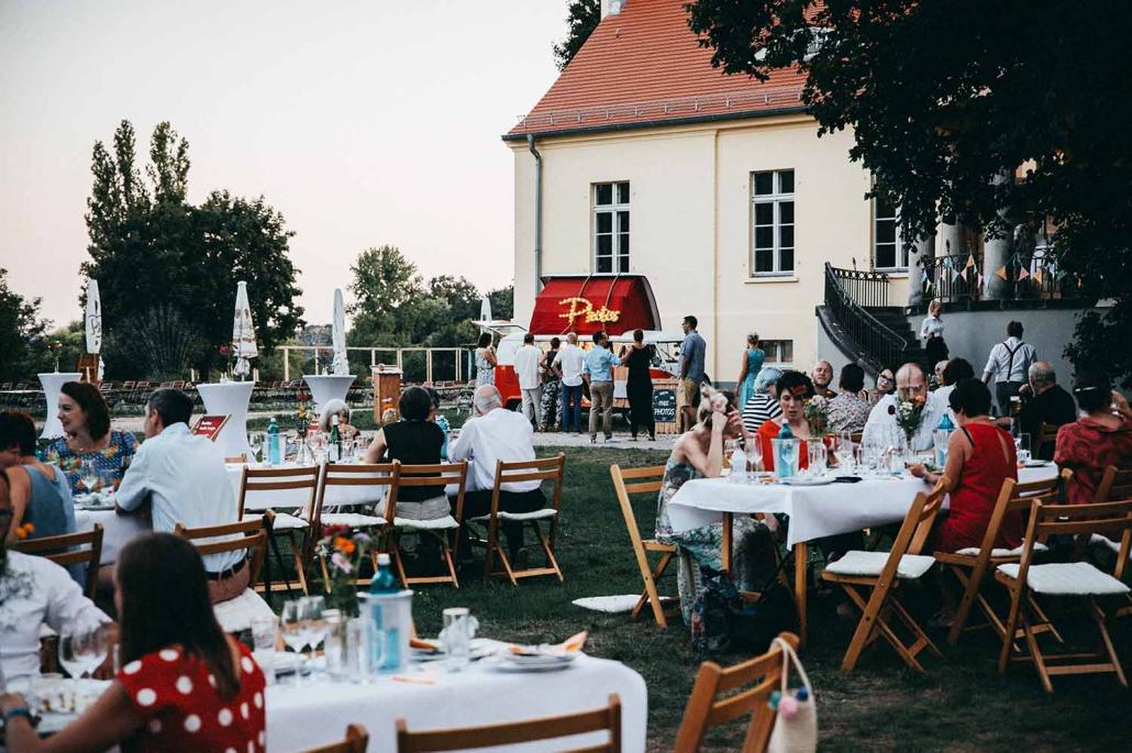Fotobulli Hochzeit Fest mieten Rosemarie