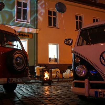 36 Grad Fürstenwalde - Old Bulli Berlin