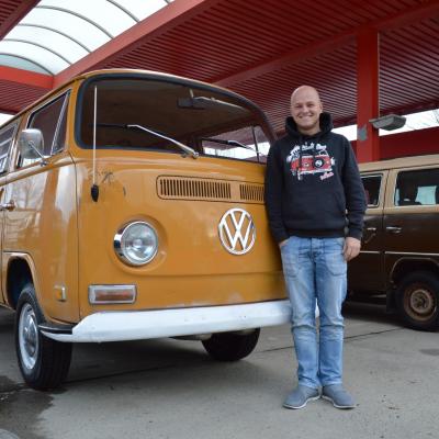 Reportage - Old Bulli Berlin