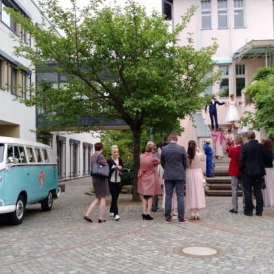 Old Bulli Berlin - T1 Hochzeitsbulli