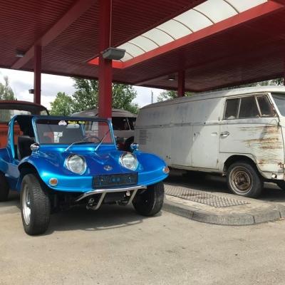 Old Bulli Berlin - Buggy mieten - Buggy fahren