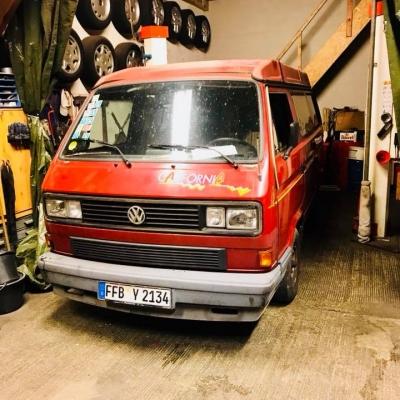Old Bulli Berlin - Bullihandel - Bulliverkauf - VW T3 - California