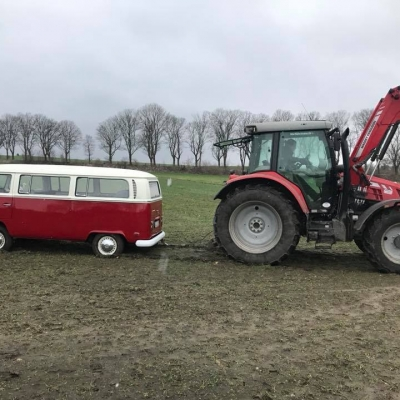 Old Bulli Berlin - Hochzeitsauto - Hochzeitsbulli - VW T1 - VW T2