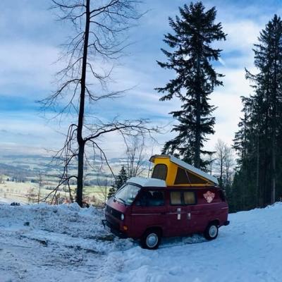 Old Bulli Berlin - Welcome 2019
