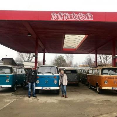Old Bulli Berlin - Welcome 2019 - Bulli-Verkauf