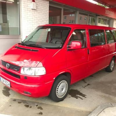 Diebstahl VW T4 - Bulli gestohlen - Old Bulli Berlin