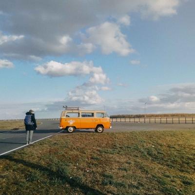 Old Bulli Berlin - Auto Camping Caravan - Schönefeld