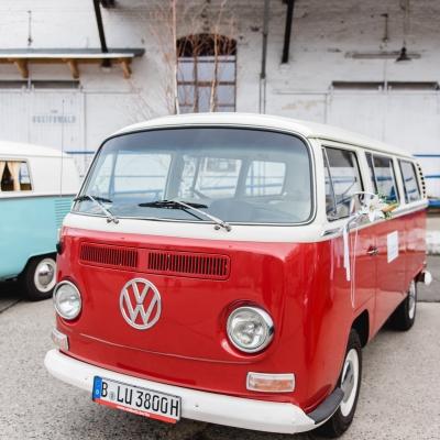 Old Bulli Berlin - Kiezhochzeit - Kieztour