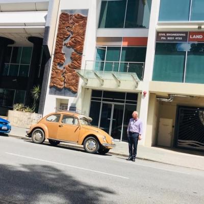 Old Bulli Berlin - Abenteuer in Australien