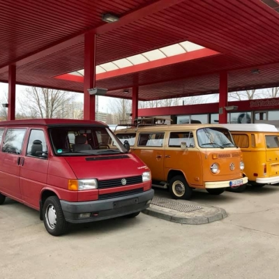 VW T4 California Coach