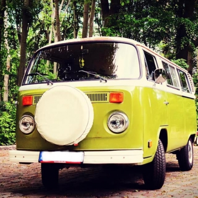 Old Bulli Berlin - VW T2b - Bulli - Traum