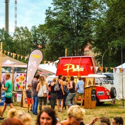 Old Bulli Berlin - Fotobulli - Bergfunkfestival