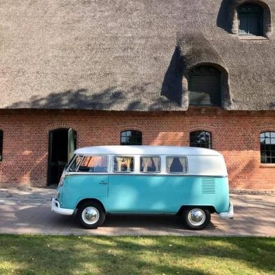 Old Bulli Berlin - Hochzeitsauto - VW T1 - VW Bulli