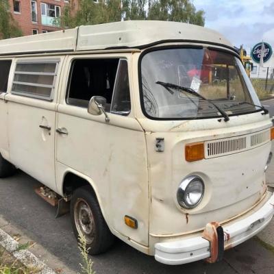 Old Bulli Berlin - Bulli-Verkauf - VW T2b Westfalia
