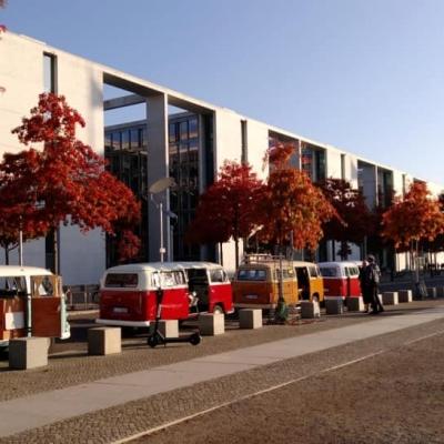 Old Bulli Berlin - Shuttleservice