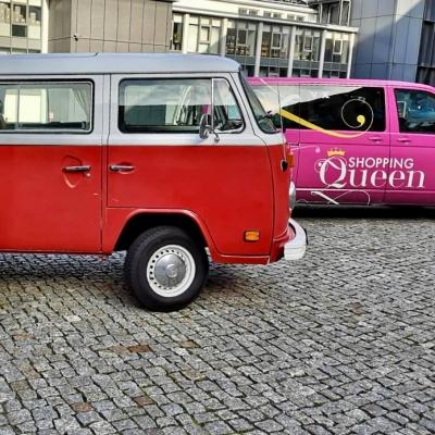 Old Bulli Berlin - Shopping Queen