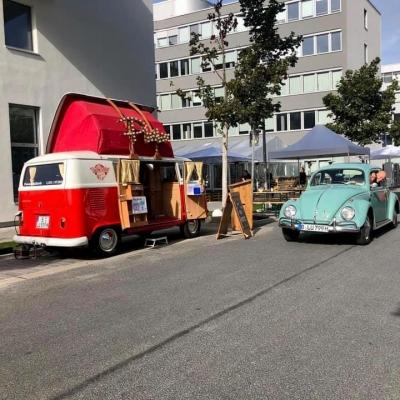 Old Bulli Berlin - Fotobulli - Sommerfest