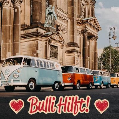 Old Bulli Berlin - Shades of Love - Kältehilfe Berlin