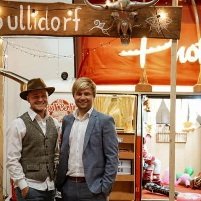 Old Bulli Berlin - Website - Marketing - Grafikdesign - Beratung - Social Media - Niko Hilgenfeldt