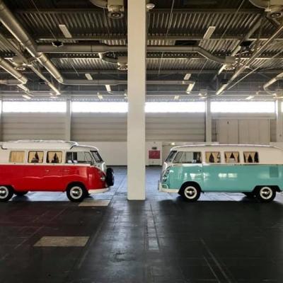 Old Bulli Berlin Motorworld Classics Berlin 2019 - Fotobulli