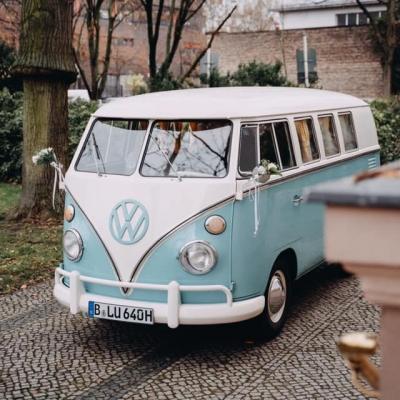 Old Bulli Berlin - Hochzeitsauto - VW T1 - Bulli - Hochzeit