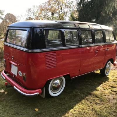 Old Bulli Berlin - VW T1 Samba - T1 Bulli