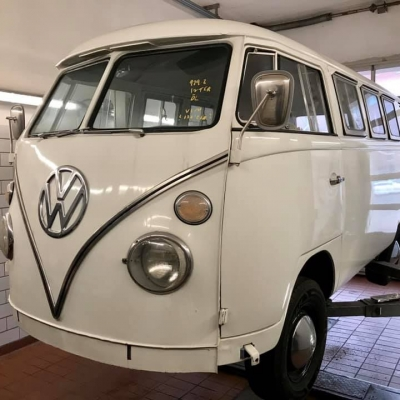 Old Bulli Berlin - VW T1 - Bulli T1