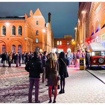 Old Bulli Berlin - Fotobulli - Berlinale - Filmmakers for Future