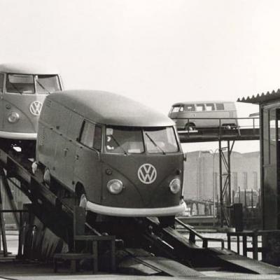 Old Bulli Berlin - Volkswagen T1 - 70 Jahre Bulli - 70. Geburtstag Bulli VW T1