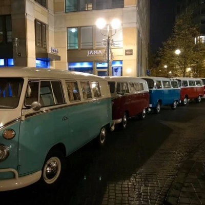 Old Bulli Berlin - Highway to Help - Shuttle-Service