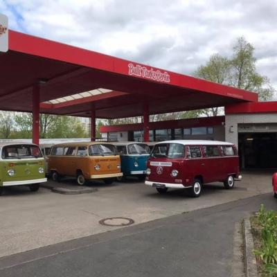 Old Bulli Berlin - Bulli-Verkauf - Bulli Handel - VW T2a Deluxe
