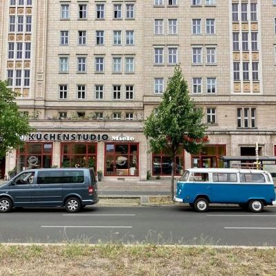 Old Bulli Berlin - Bulli-Vermietung - Bulli mieten in Berlin