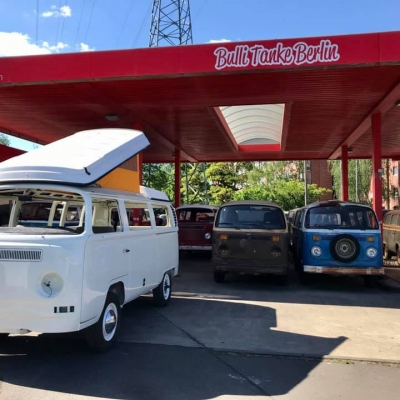 Old Bulli Berlin - Bulli-Verkauf - Bulli-Handel - VW T2a Westfalia - Bulli kaufen in Berlin