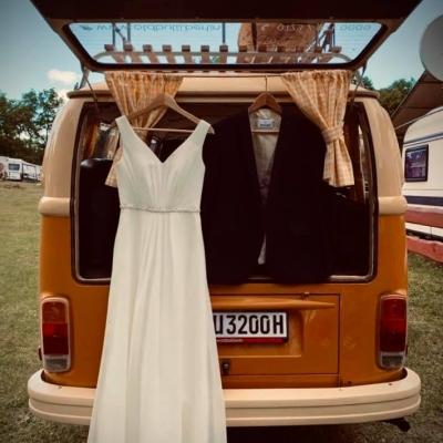 Old Bulli Berlin - Hochzeitsauto - Hochzeitsbulli - Bulli mieten in Berlin