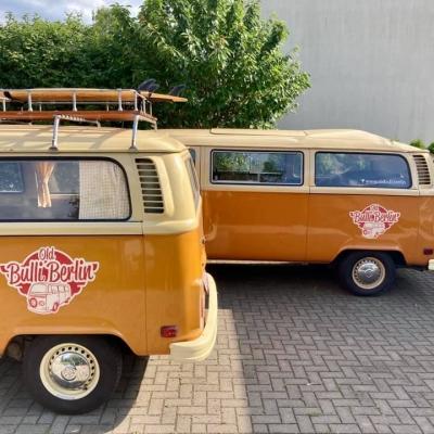 Old Bulli Berlin - Hochzeitsauto - Hochzeitsbulli - Bulli mieten in Berlin - Mr. Bobby