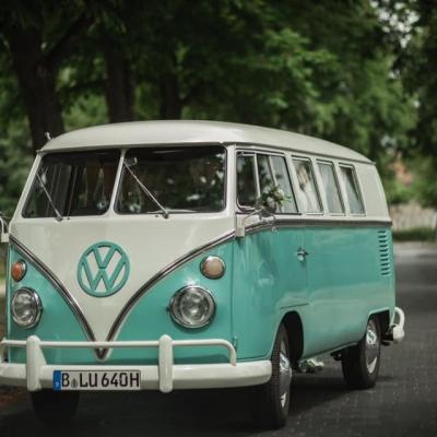 Old Bulli Berlin - Hochzeitsauto - Hochzeitsbulli - VW T1 - Heiraten in Berlin und Brandenburg