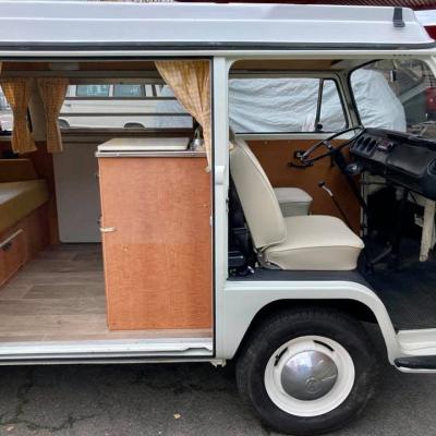 Old Bulli Berlin - Bulli-Handel - Bulli-Verkauf - VW T2a Westfalia